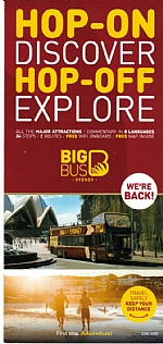 Big Bus Sydney Explorer