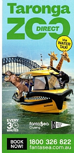 Yellow Water Taxis