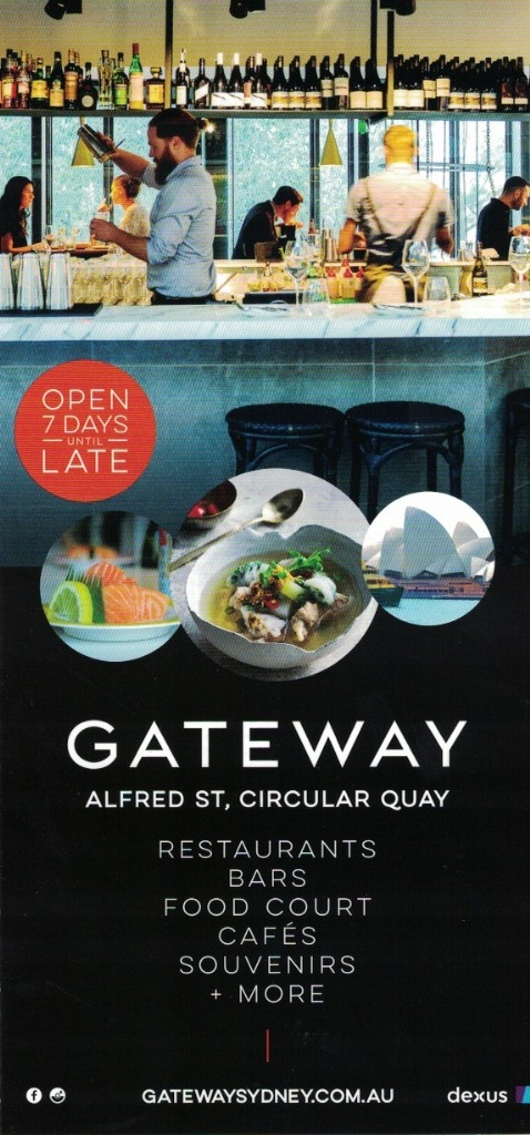 Gateway - The Art of Eating