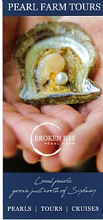 Pearl Farm Tour - Broken Bay