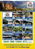 PJ Tours - Blue Mountains and Jenolan Caves
