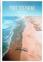 Port Stephens Visitor Guide [78 per box]