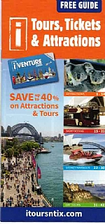 iTours, Tickets & Attractions