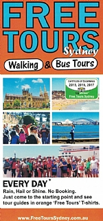 Free Tours Sydney - Free Tours (Orange Bus & Walking)
